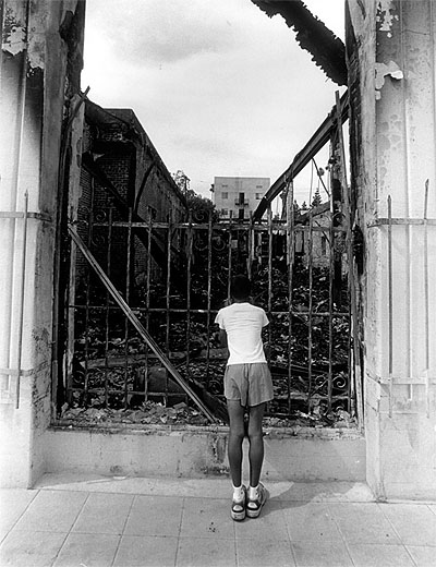 a history of the los angeles riot in 1992 Twenty-five years later, the exhibit los angeles uprising 1992 contains over 20 photos depicting the destruction and quality life in la after the riots the same time, josé's participation in the chicano movement led him to see his work as more than a passion: he had a responsibility to capture the history of his people.