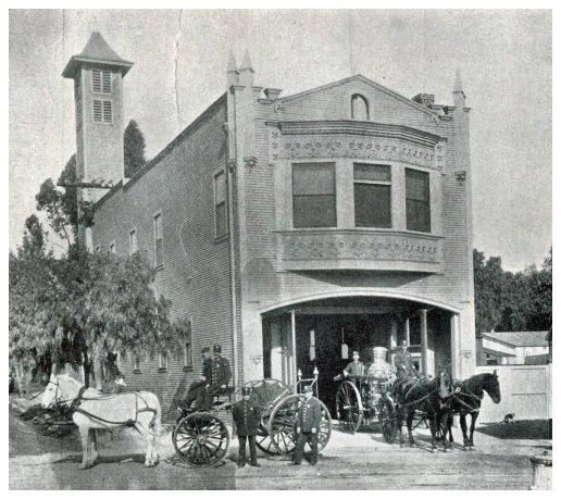 Lafd Station 49 – Jerusalem House