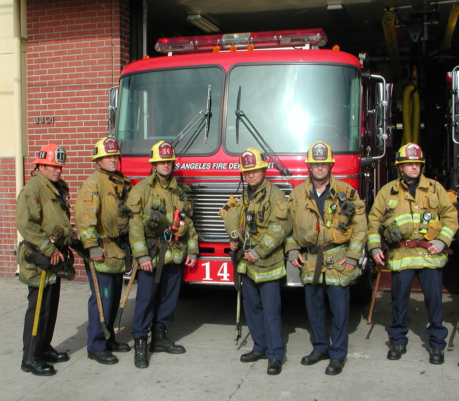 Carmax Service Department >> Fire Station 14 Photo Gallery