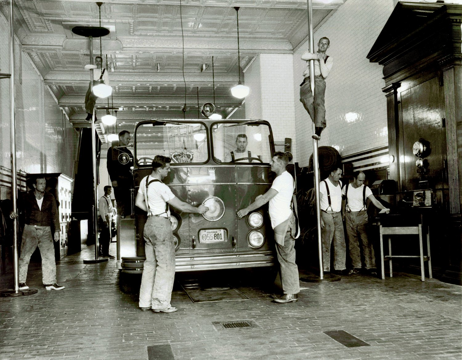 History Of The Black Firemen On The Los Angeles Fire: Engine Company No. 23