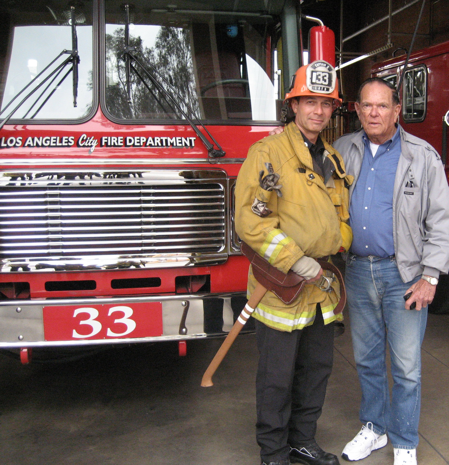Fire Station 33 Photo Gallery