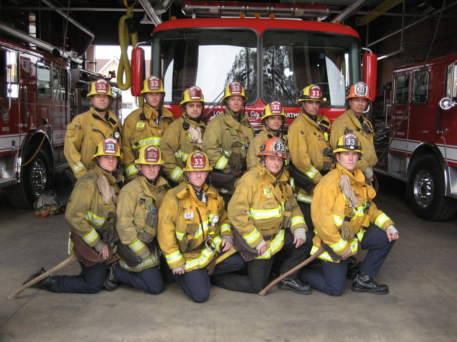 Seagrave Fire Apparatus >> Fire Station 33 Photo Gallery